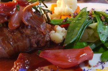 Notre filet de boeuf de viande suisse